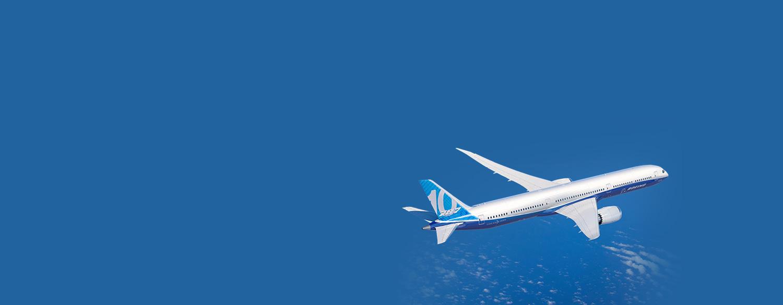 787梦想飞机的设计