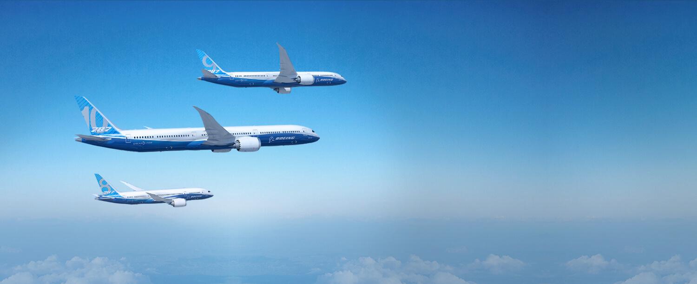 最高效的民用飞机家族,兼具大型客机的航程和速度,满足核心市场的需求
