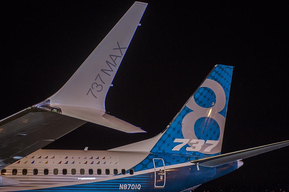 波音:737 max项目进展